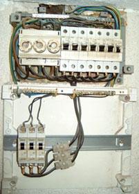 ... Unvorschriftsmäßige Erweiterungsinstallationen Durchgeführt Wurden,  Welche Die Sicherheit Der Elektrischen Verbrauchsanlagen Beeinträchtigen.